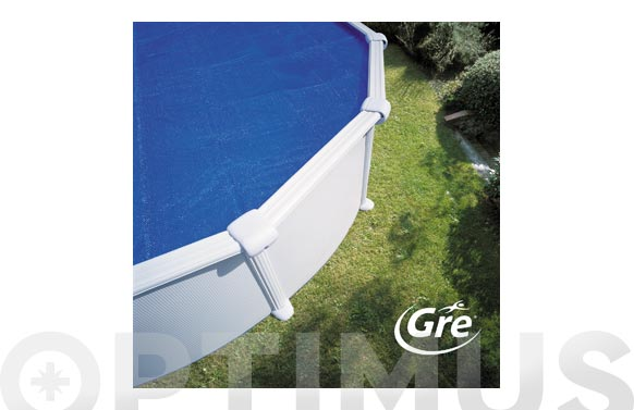 Cubierta piscina isotermica 725 x 370 cm