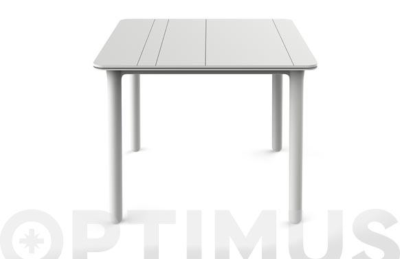 Mesa cuadrada noa blanco 90 x 90 cm