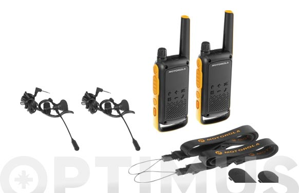Intercomunicador walkies extreme t82 ex twin pack