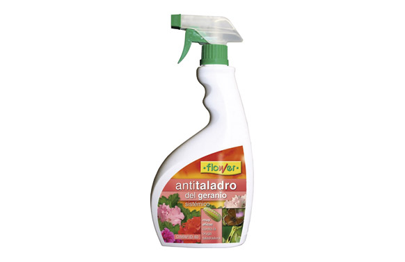 Antitaladro del geranio listo uso 750 ml