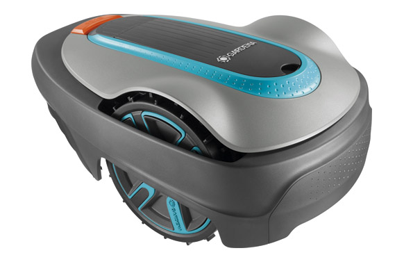 Robot cortacesped bateria sileno city 250 hasta 250 m2
