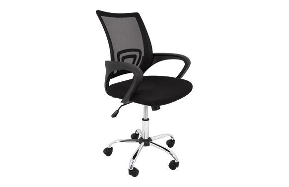 Silla oficina colors negro