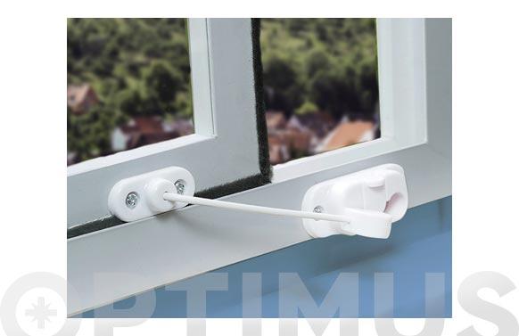 Limitador apertura ventana