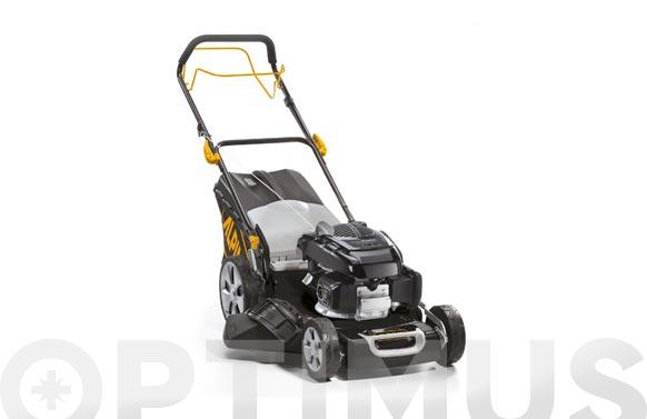 Cortacesped gasolina 190 cc honda gcv corte: 53cm + kit mulching