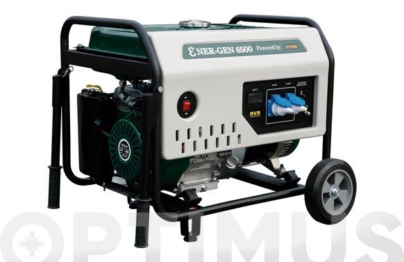 Generador ener-gen 6500 kiotsu 13hp 5500 w