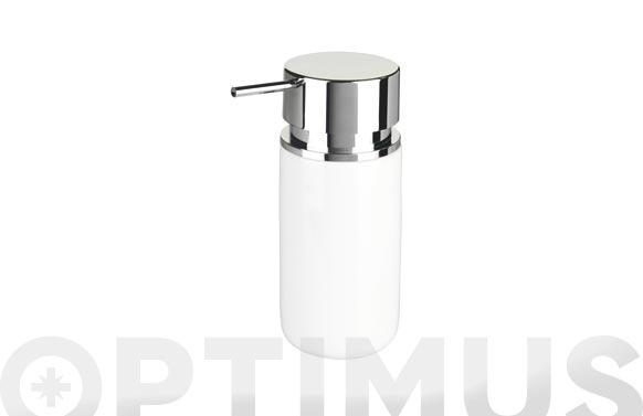 Dosificador jabon silo blanco