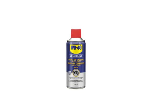 Grasa cadenas spray . 400 ml specialist motorbike