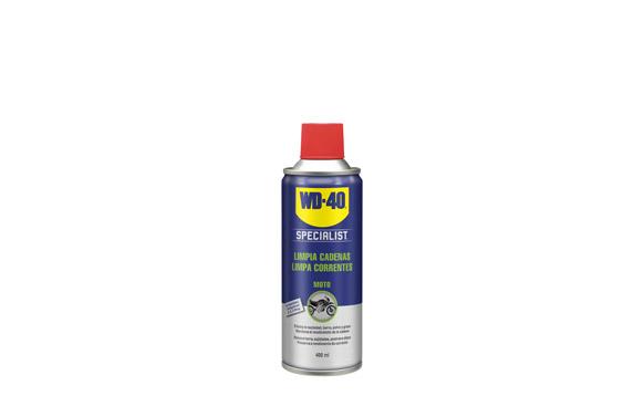 Limpia cadenas spray 400 ml specialist motorbike