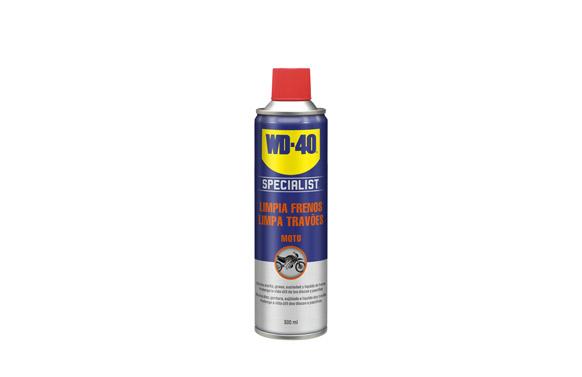Limpia frenos spray 500 ml specialist motorbike