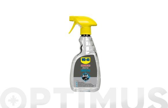 Limpiador total pulverizador 500 ml specialist motorbike