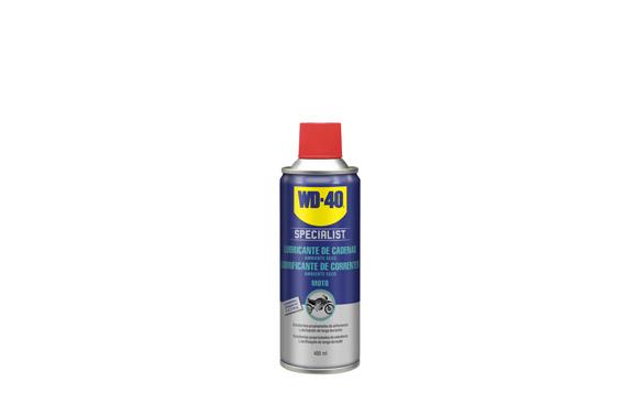 Lubricante cadenas spray 400 ml specialist motorbike