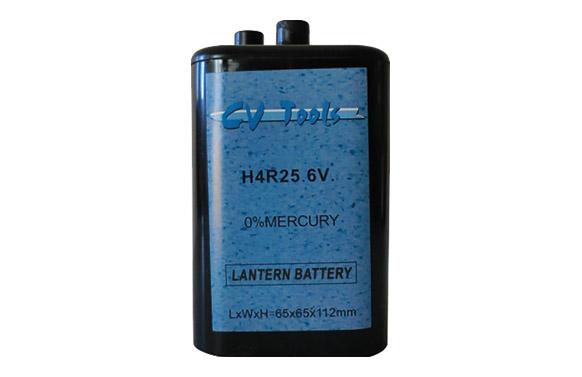 Bateria para baliza señalizacion 4r25 6 v 7.0 ah