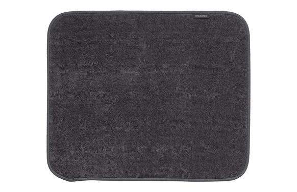 Bayeta escurreplatos microfibra gris oscuro