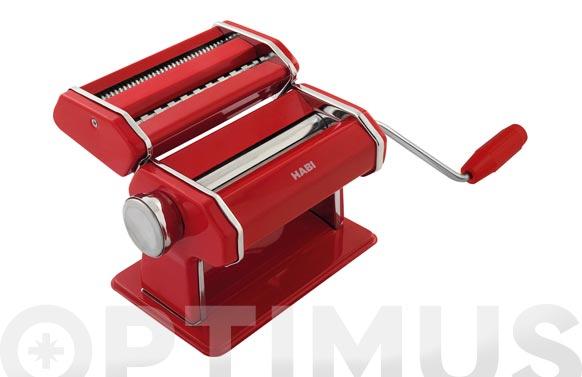 Maquina para hacer pasta roja