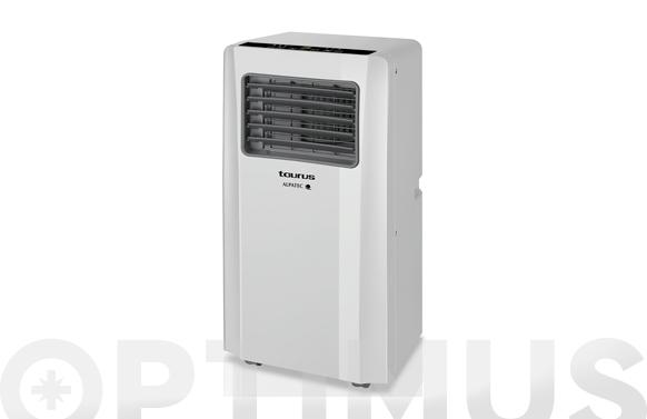 Aire acondicionado portatil 9000btu (2250 frigo) con bomba calor ac 2600 rvkt