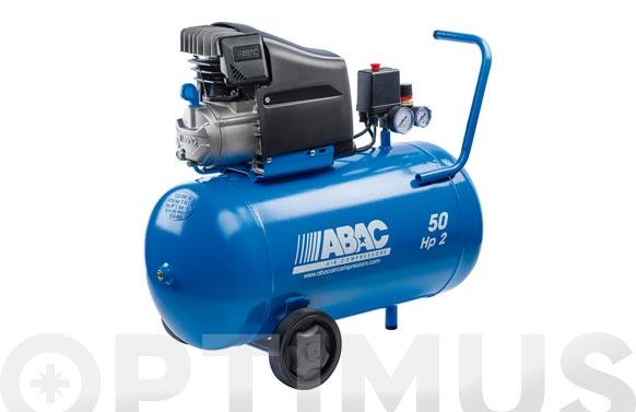 Compresor coaxial con aceite 2 cv montecarlo l20-50 l