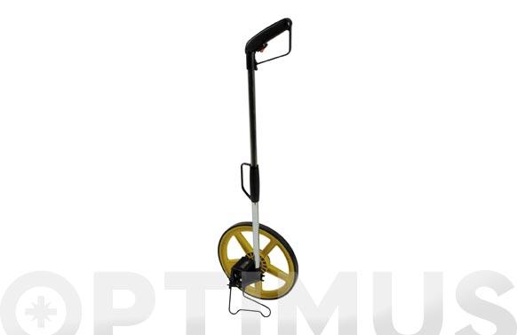 Topometro plegable ø320mm con luz y bolsa