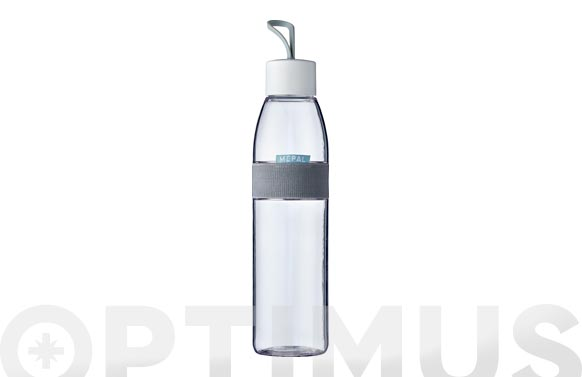 Botella para agua ellipse blanco 700 ml