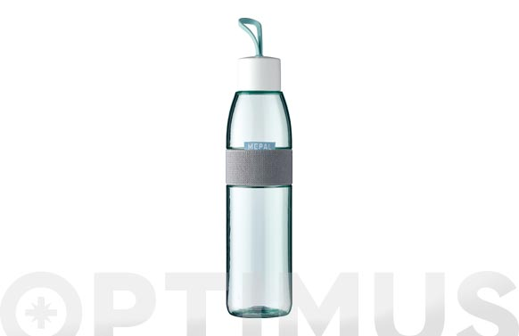 Botella para agua ellipse verde nordico 700 ml