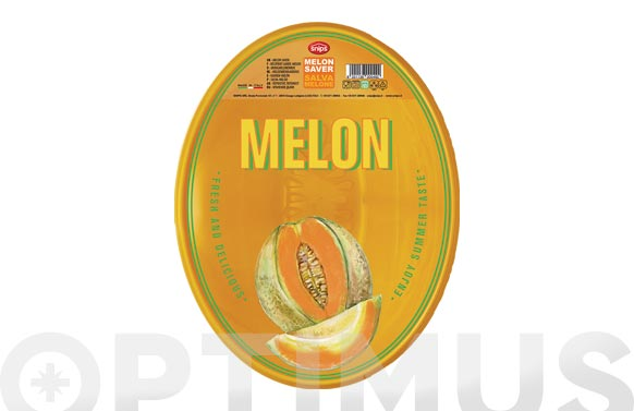 Contenedor guarda melon 2 l