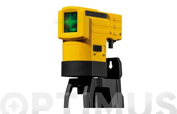 Nivel laser autonivelante lax50g