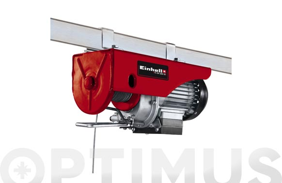 Elevador 125/250 kg tc-eh 250 500 w