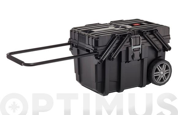 Arcon portaherramientas job box 57 l 41 x 64.6 x 37.3 cm