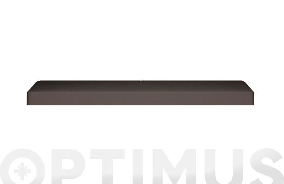 Estanteria armario sahara + soportes 68 x 39 x 5 cm
