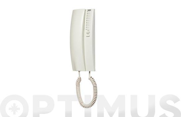 Telefono interfono universal con zumbador