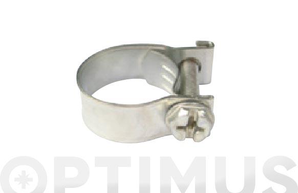 Abrazadera para tubo gas btn-15/17 2 uds