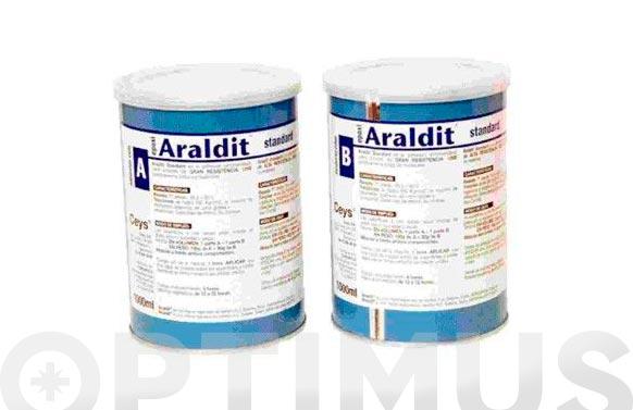 Adhesivo industrial conjunto 2 botes 1l+1l