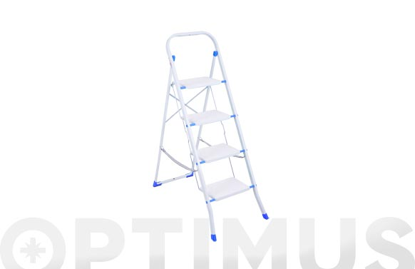 Taburete escalera praktico 4 peldaños