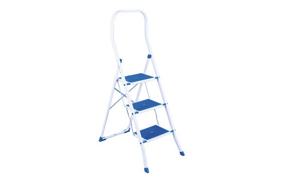 Taburete escalera super praktico 3 peldaños
