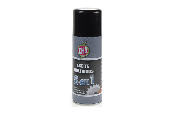 Lubricante multiuso 8 en 1 200 ml
