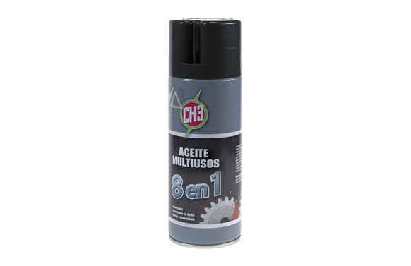 Lubricante multiuso 8 en 1 400 ml