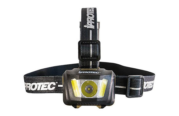 Linterna frontal duo headlamp 250lm 3aaa incl