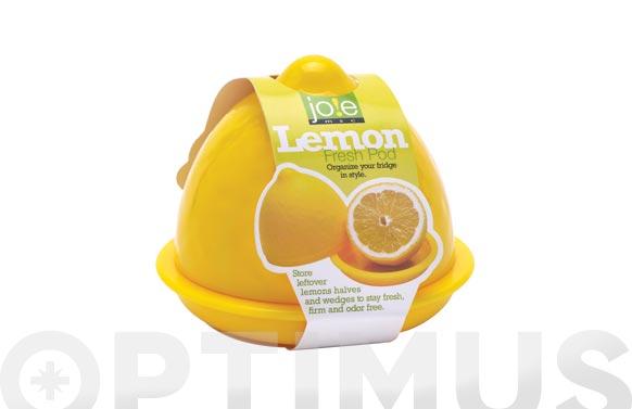 Contenedor guarda limones
