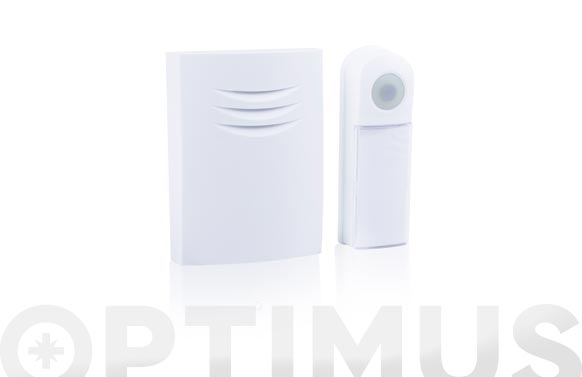 Timbre portatil inalambrico 75 mt