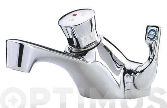 Grifo lavabo temporizado 3000 mezclador cromo