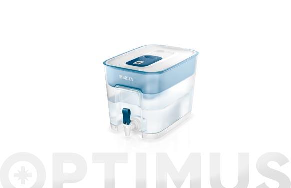 Dispensador agua flow 1 filtro maxtra+