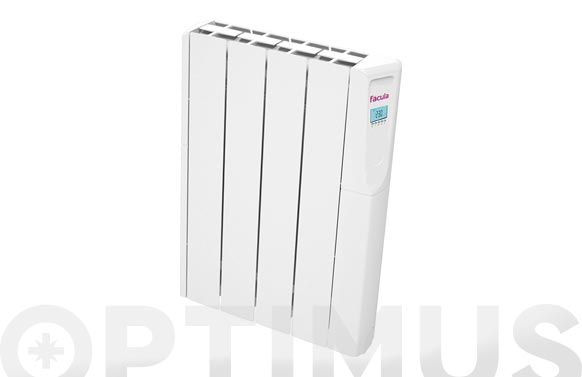 "Emisor termico con fluido digital ""z"" advanced 750 w"
