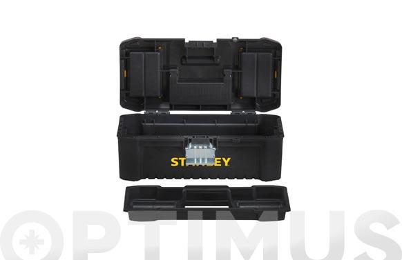 Caja herramientas essential 40,6 x 20,5 x 19,5 cm