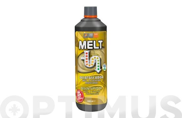 Desatascador sin acido sulfurico melt noha 1l