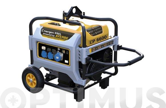 Generador ener-gen pro 3500 kiotsu 6,5hp 3300w