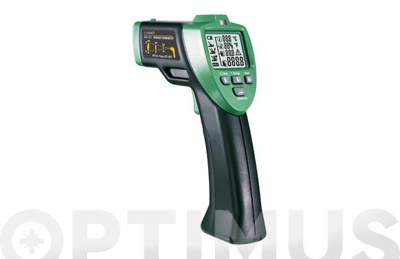 Termometro laser + higrometro -20. - +350. c