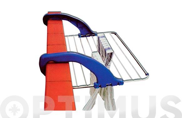 Tendedero balcon aluminio delta