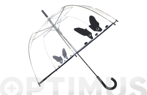 Paraguas señora automatico bulldog