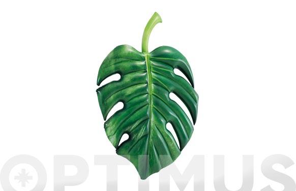 Colchoneta hinchable mate 'palm' 213 x 142cm