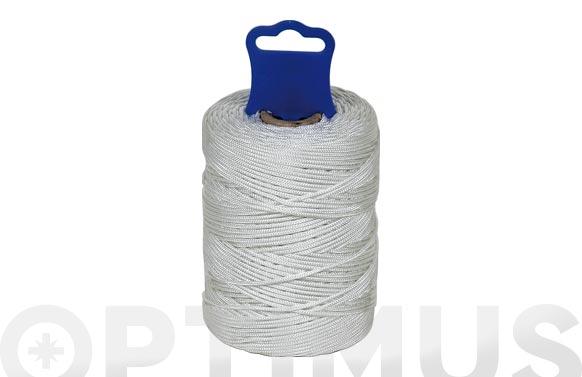 Cordon riel polipropileno blanco ø 2,5 mm 15 mt