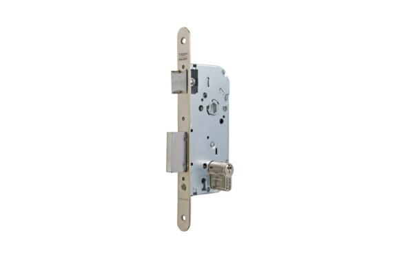 Cerradura embutir serie 130 130/ 50 redondo hn